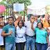 Marchan contra sometimiento empleadas hospital