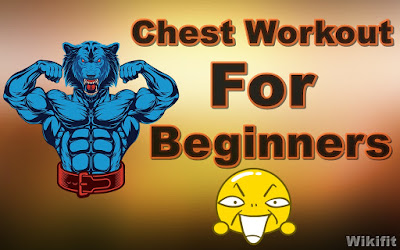 Chest Workout For Beginners | Wikifit