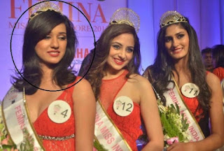 Disha Patani Femina Miss India(Indore)