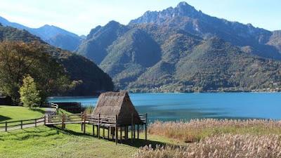 Lago di Ledro e museo delle palafitte - gite e vacanze in Trentino
