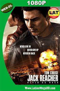 Jack Reacher: Sin regreso (2016) Latino HD WEB-DL 1080P - 2016