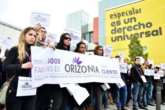 El caso Orizonia, un escándalo de libro