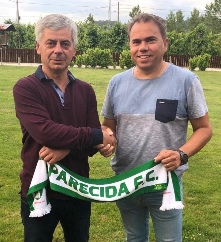 Divisão de Honra: Aparecida FC apresenta novo treinador