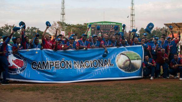 Los Alazanes de Granma mantuvieron su reinado en nuestra Serie Nacional, al derrotar en el séptimo juego de la final 3-2 a los Leñadores de Las Tunas,
