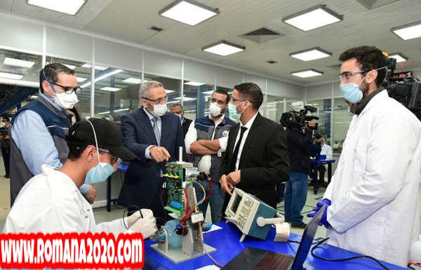 أخبار المغرب يصنع 500 جهاز للتنفس لعلاج مصابي فيروس كورونا المستجد covid-19 corona virus كوفيد-19