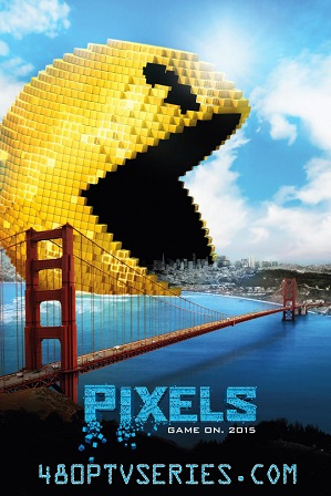 Watch Online Free Pixels (2015) Full Hindi Dual Audio Movie Download 480p 720p Bluray