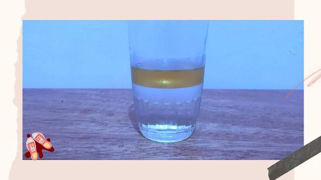 percobaan sains sederhana tentang air