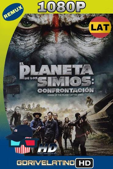 El Planeta de los Simios: Confrontación (2014) BDRemux 1080p Latino-Ingles MKV
