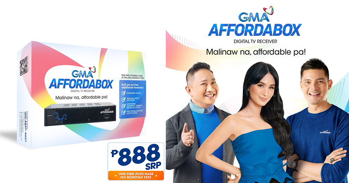 GMA AffordaBox Digital TV Box Released: Price, Features, Availability