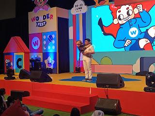 Kak Tony #pendongeng @wonderfest2019