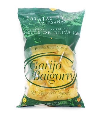 Garijo Baigorri patatas