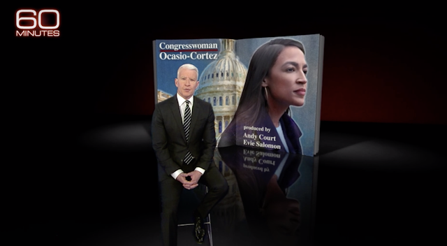 "Alexandria Ocasio-Cortez: The rookie congresswoman challenging the Democratic establishment — full ""60 Minutes"" interview transcript today"