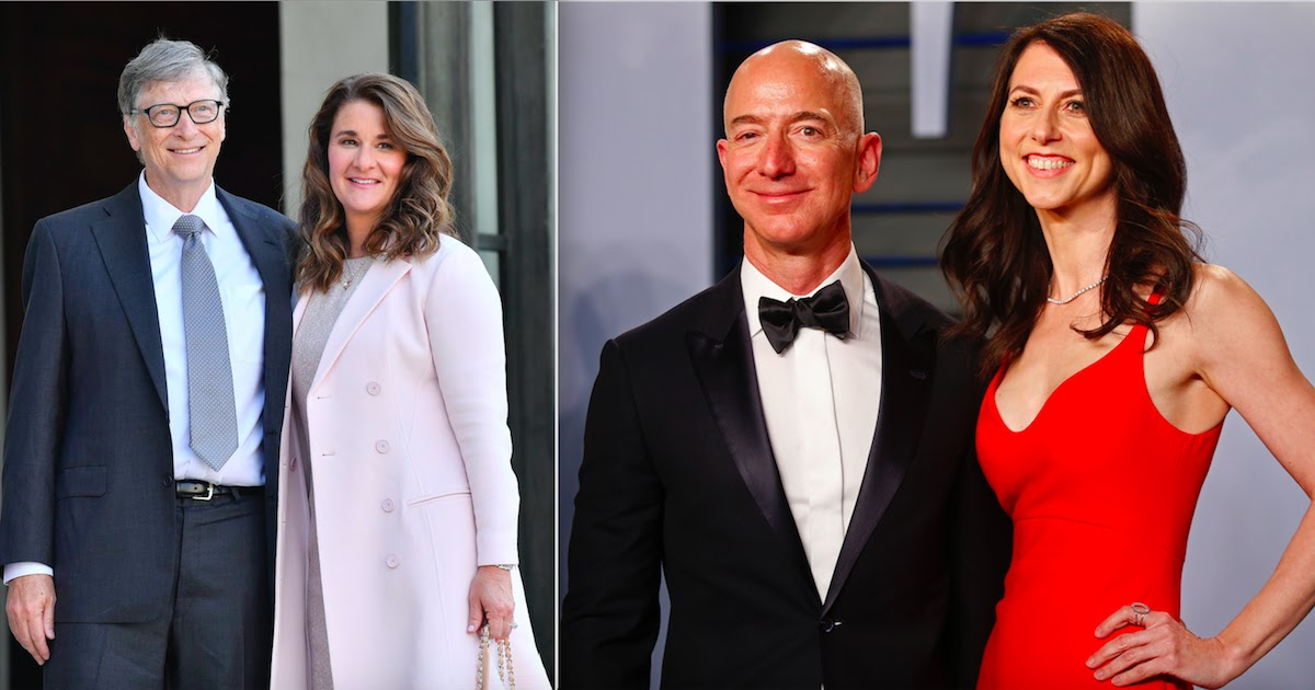 Melinda Gates And MacKenzie Scott Team Up To Give $40 Million To Women's Organisations In The US