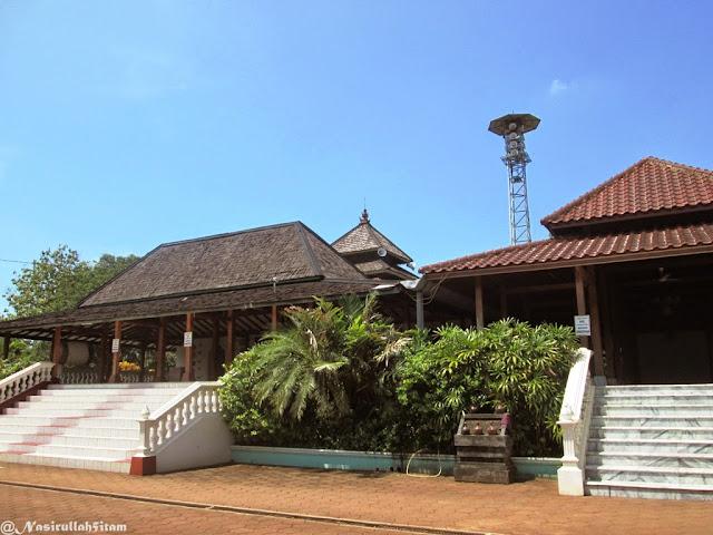sejarah masjid mantingan dibangun