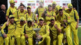West Indies Tri-Nations ODI Series 2016