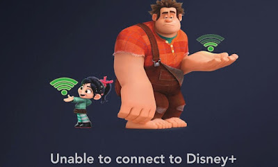 Cara Memperbaiki Disney+ Plus Error Code 83 Unable to Connect