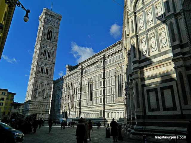 Campanário de Giotto, Catedral de Florença