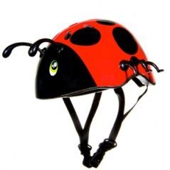 Ladybug Helmet