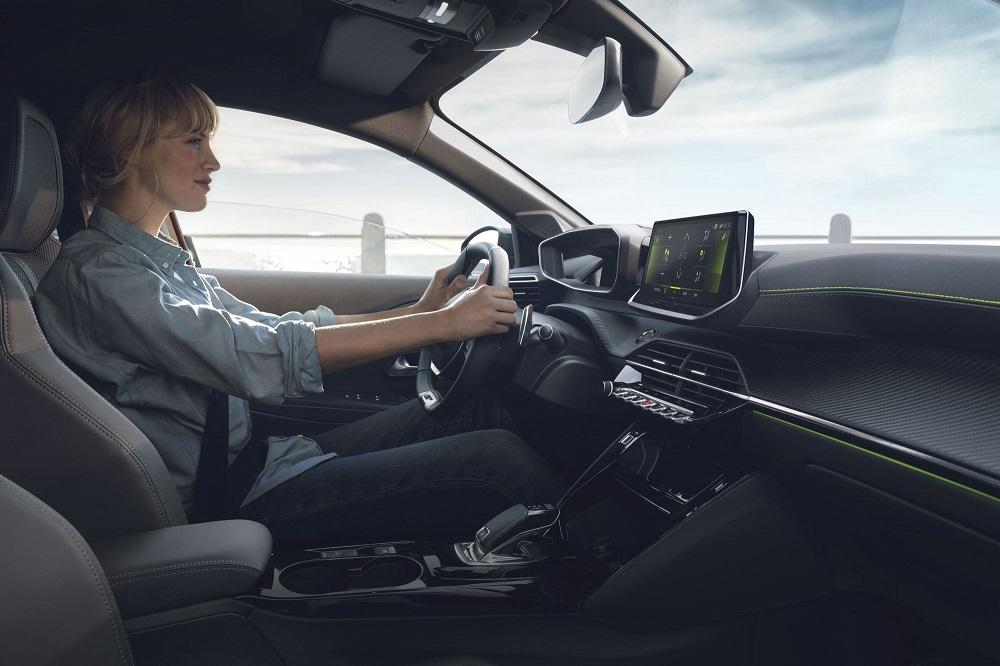 Peugeot i-Cockpit: Chất riêng đến từ thương hiệu Pháp