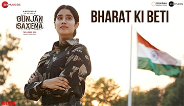 Bharat Ki Beti Song Lyrics and Video - Gunjan Saxena (2020) || Janhvi Kapoor, Pankaj Tripathi, Angad Bedi | Arijit Singh