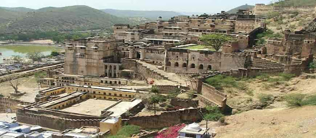 taragarh fort Ajmer history,guidance,height,distance get the detail