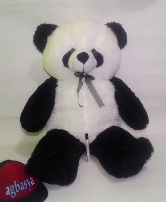 Boneka Panda Jumbo Agbasya