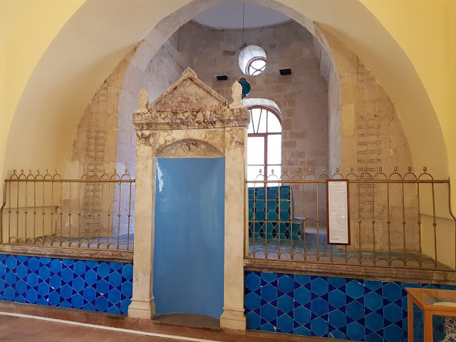 ikinci yakup, çini müzesi