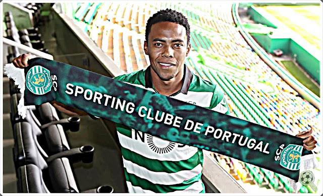 Elias Sporting CP 2016