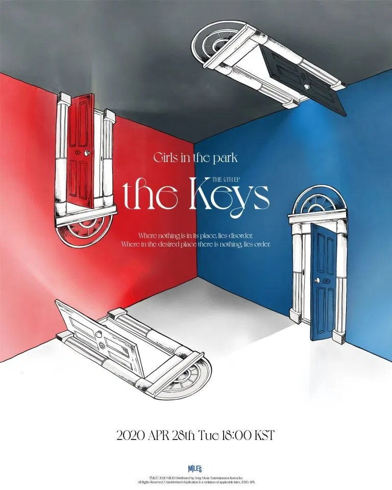 GWSN Announces Comeback Schedule with Mini Album 'The Keys'