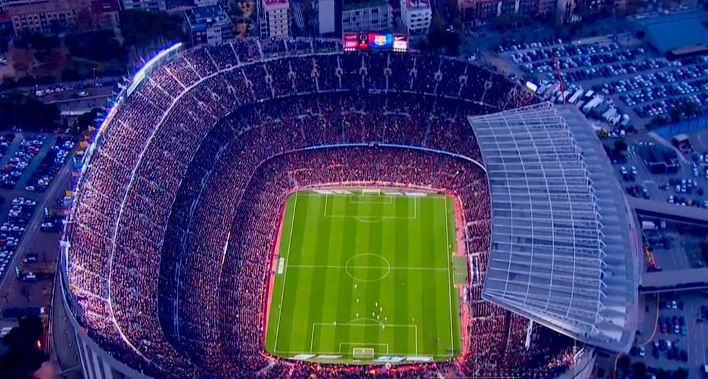 Camp Nou Movistar