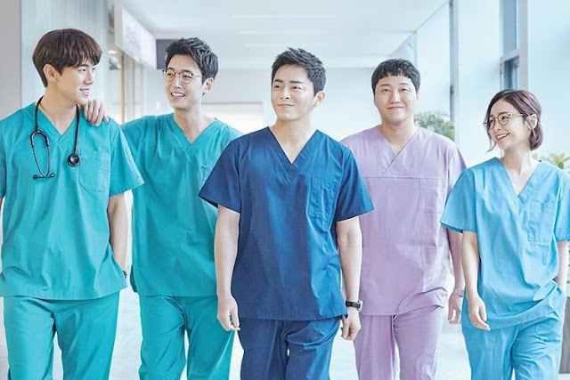 [K-Drama] Hospital Playlist