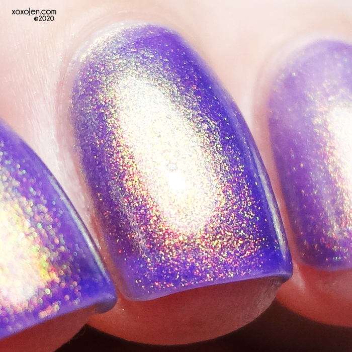 xoxoJen's swatch of Tonic Mystic Moon