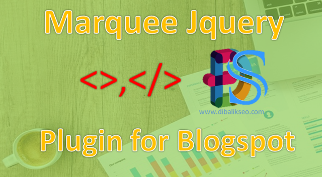 marquee Jquery