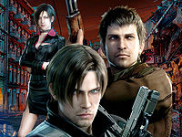 Resident Evil Damnation Yic17 Studio We Turn Video Games Into