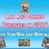 Raj Comics Released in 2016 Complete List Year Wise