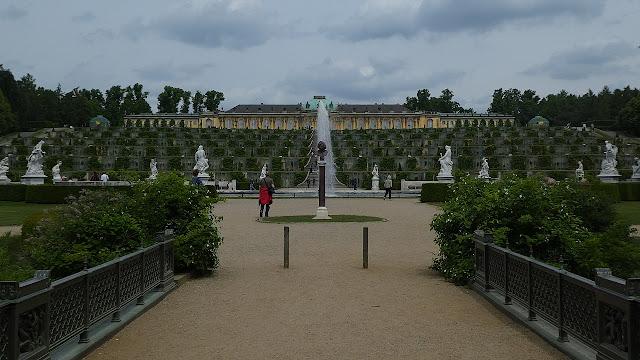 Park Sanssouci - Schloss Sanssouci