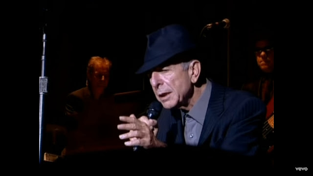 Leonard Cohen a murit la 82 de ani