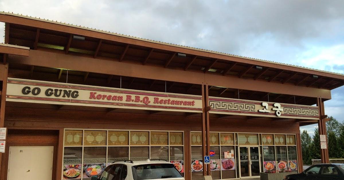 Korean Restaurant Coquitlam Centre Area