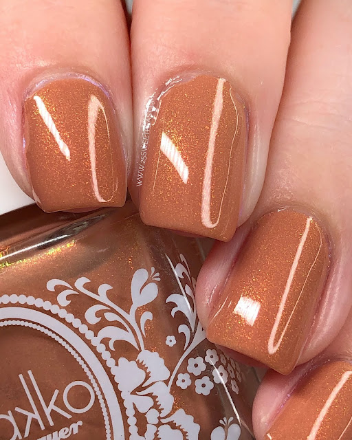 Takko Lacquer Sunkissed 25 Sweetpeas