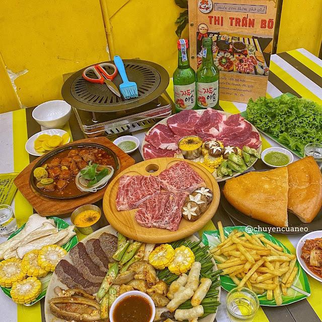Bò Kobe Thị Trấn Bò Quận 10 navivu.com