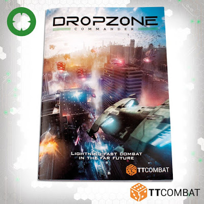Dropzone small format rulebook