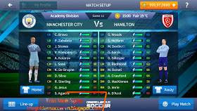 Dream League Soccer 17 Apk Mod + Data OBB