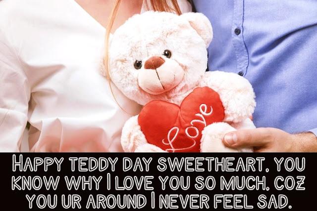 Happy Teddy Day Photo