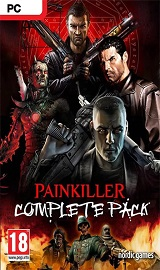 Painkiller: Complete Pack Six Games + All DLCs + Bonus Content – Download Torrents PC