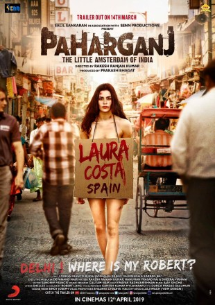 Paharganj 2019 Hindi HDRip 720p