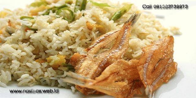 Resep nasi goreng ikan asin nasi box patenggang ciwidey