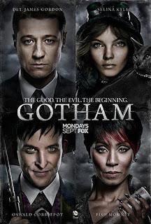 Gotham Temporada 1 [Mega] ()
