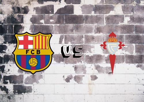 Barcelona vs Celta de Vigo  Resumen y Partido Completo
