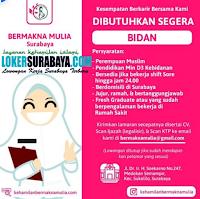 Kesempatan Berkarir di Bermakna Mulia Surabaya September 2020