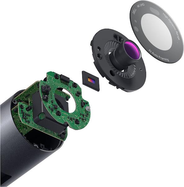 UltraSharp Webcam イメージセンサ
